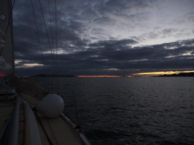 På väg mot Åstol